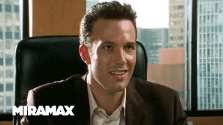 Jersey Girl   'Working to Avoid the Pain' (HD) - Ben Affleck, Jason Biggs   MIRAMAX