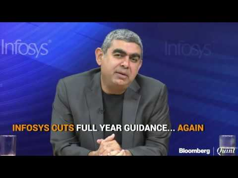 Sajeet Manghat in conversation with  CEO and MD of Infosys Vishal Sikka