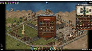 Wild Terra Online - andagaRos (First day of  mining iron ore)