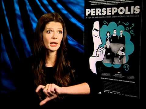 Persepolis  Exclusive: Chiara Mastroianni