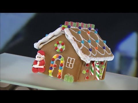 Gingerbread Houses | How It's Made