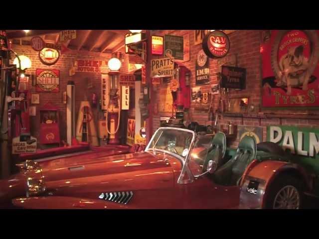 Petroliana Garage Tour