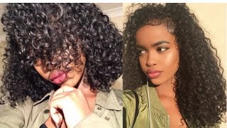 One of Love halssa's most viewed videos: HOW I GREW MY NATURAL SHORT HAIR FAST! | 7 MONTH HAIR GROWTH RESULTS