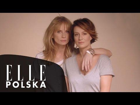 W. KRUK Przyjaźń  Magdalena Cielecka & Maja Ostaszewska