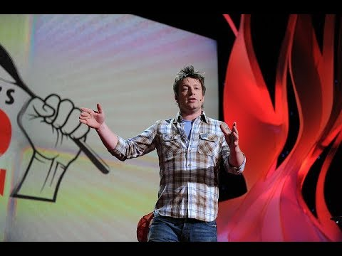 Launching a Food Revolution | Jamie Oliver