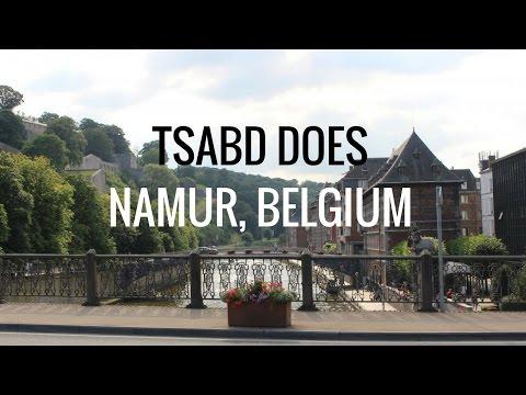 I'm in Namur, Belgium! #TSABDinNamur