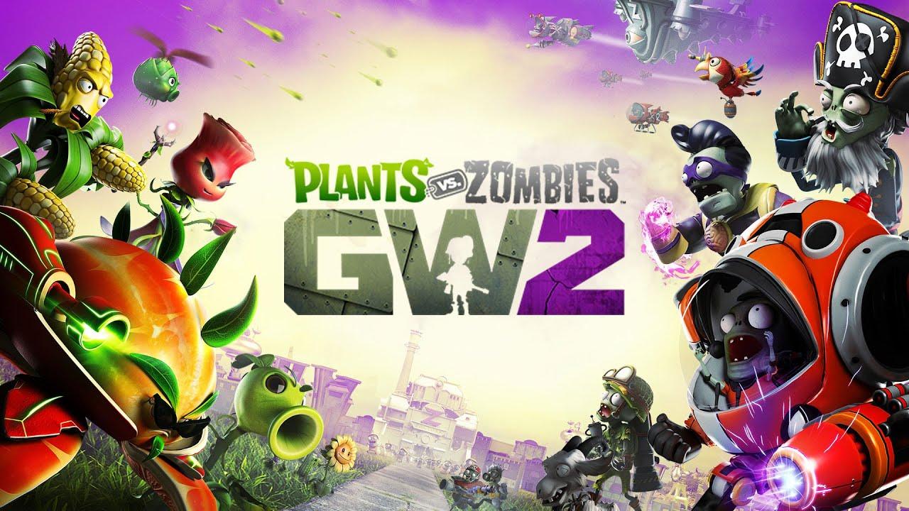 Plants Vs Zombies Gw 2 Beta Youtube