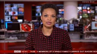 BBC Today Afternoon HD News 13 May 2018
