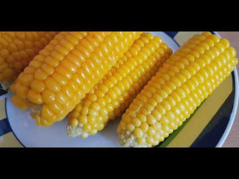 Сварить кукурузу в мультиварке филипс