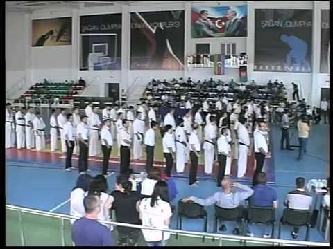 KYOKUSHIN-KAN EURASIAN CHAMPIONSHIP 21-22 JUNE BAKU,AZERBAIJAN