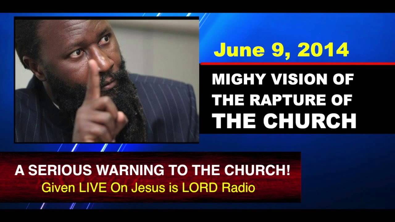 how to prepare for the rapture