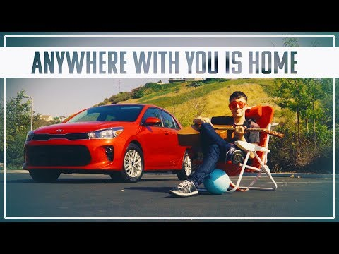Anywhere With You Is Home - Sam Tsui, Alyson Stoner, KHS & Kia Rio!!