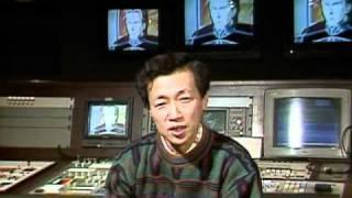 銀河英雄伝説 声優インタビュー 塩沢兼人(オーベルシュタイン) 1994