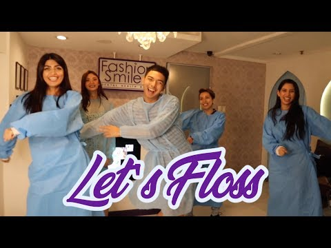 Floss Dance ft. JaMill and Team Glam