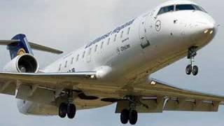 Tribute to Lufthansa, Lufthansa CityLine and Germanwings