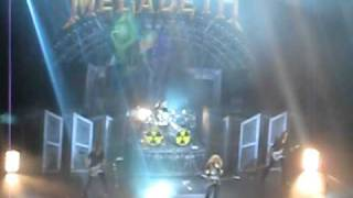Holy Wars REPRISE - Megadeth LIVE at the Izod Center