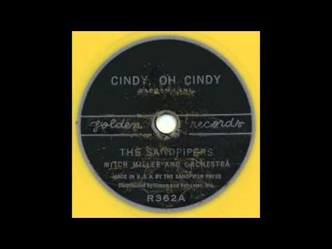 The Sandpipers - Cindy, Oh Cindy