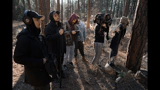The Scarecrow - Behind The Scenes (Short Horror Film)