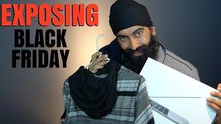 Exposing Black Friday Deals & Secrets