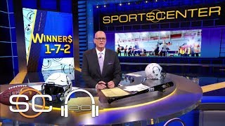 SVP gives out nine underdogs that he thinks will cover in Week 3 | SC with SVP | ESPN thumbnail