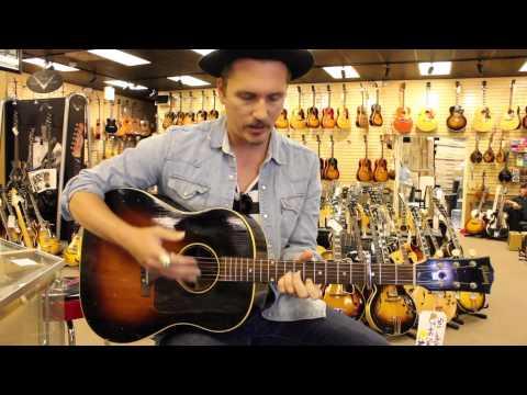 Shane Alexander at Norman's Rare Guitars