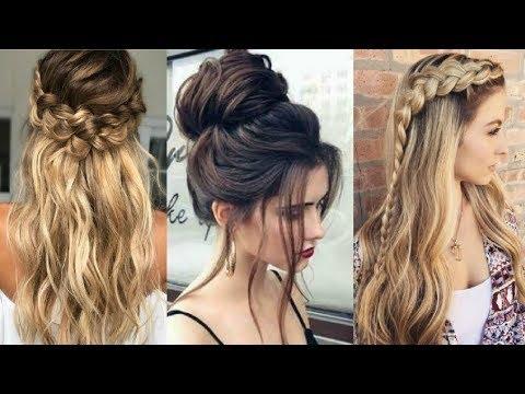 easy hairstyles 2020 / cute girly hairstyles 2020ava