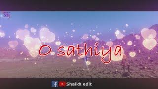 Gambar cover Sun Le Sathiya Song Status │Abhishek & Gima │Stebin ben │Amjad Nadeem