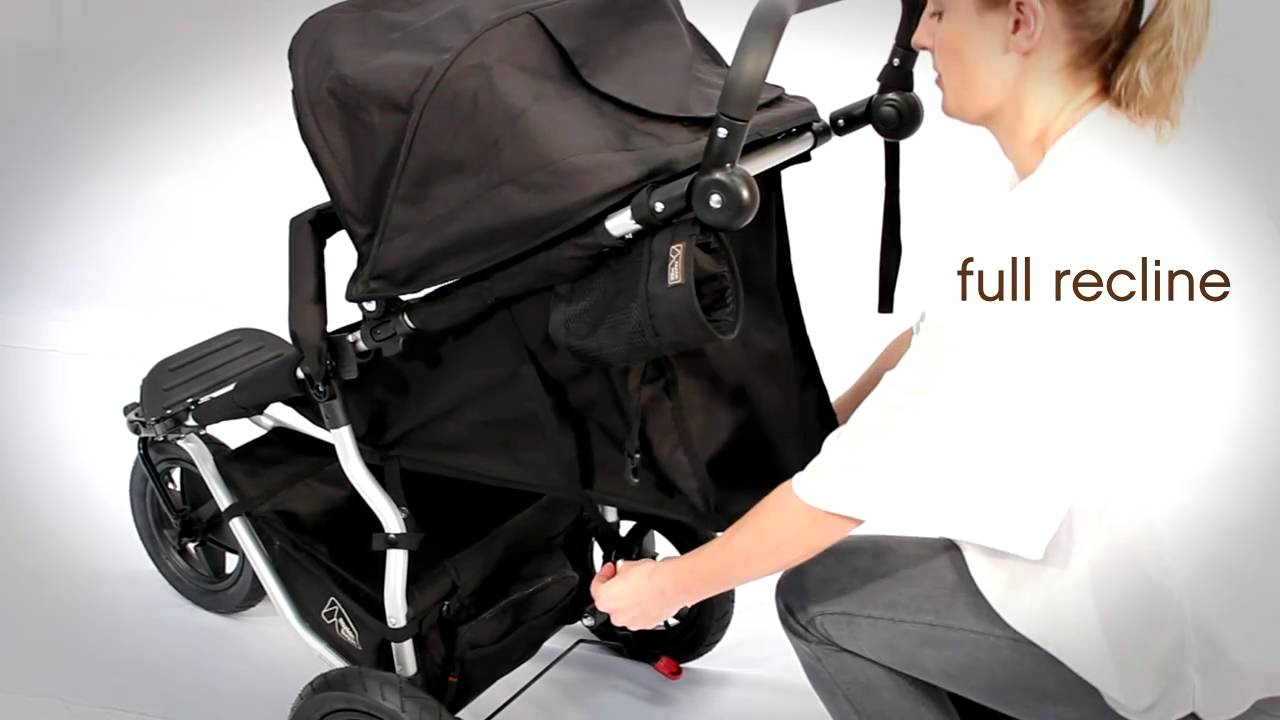 Urban Jungle Stroller Instructions Mountain Buggy