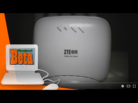 MODEM ZTE ZXDSL 831 DRIVER FOR WINDOWS