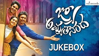 Jyo Achyutananda | Telugu Movie Full Songs | Jukebox - Vel Records