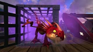Скачать Ярость Буреголовой Прохождение School Of Dragons Sod 28 серия