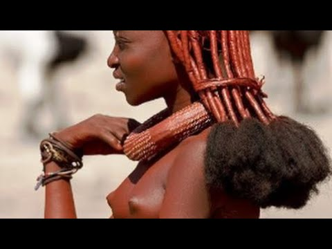tribes 2017 Isolated himba tribe at Namibia secret tribes life