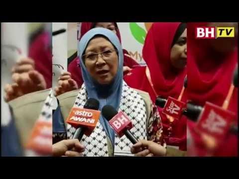 Serikandi 'Women's Boat to Gaza' selamat tiba di Malaysia