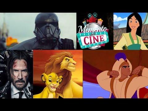 Memento del Cine 79 - Más remakes de Disney, Rogue One, Power Rangers y más