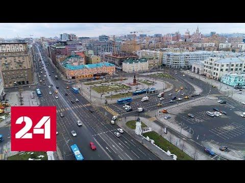 Москва и пустота. Специальный репортаж Дмитрия Щугорева - Россия 24