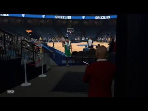 2k18 My career Milwaukee Buck vs Memphis grizzly   [SUB  LIKE]Comment]  [100] Sub Win giveaway