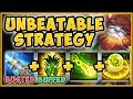 WTF! NEW IVERN W MAKES TOP LANE BUSH STRAT IS 100% BROKEN! IVERN TOP GAMEPLAY! - League of Legends