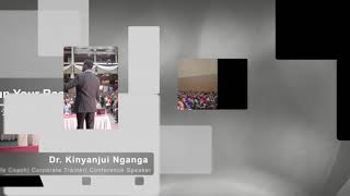 Run Your Race - Best Motivational Speaker in the World - Dr. Kinyanjui Nganga
