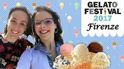 Gelato Festival 2017 a Firenze