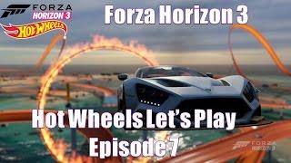 Forza Horizon 3 Hot Wheels Episode 7