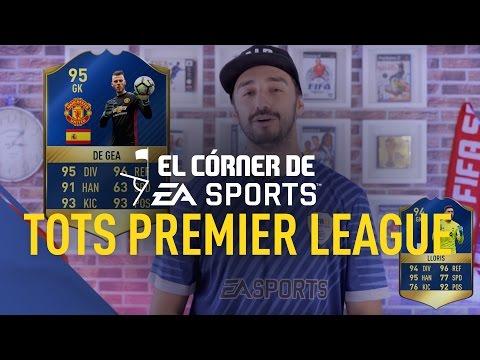 FIFA 17 I TOTS PREMIER LEAGUE I #ElCórnerDeEASPORTS