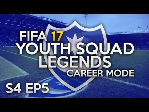 FIFA 17 CAREER MODE | BJORN HORN IS ON FORM | YOUTH SQUAD LEGENDS