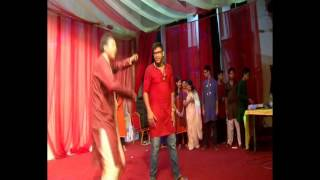Pappu is dancing || Funny Indian wedding bollywood Dance