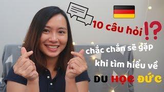 Du Học Đức  10 Câu Hỏi về Du Học Đức chắc chắn bạn muốn biết!