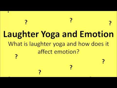 Laughter Yoga and Emotion
