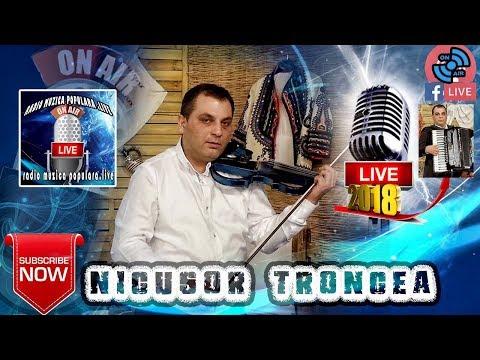 NICUSOR TRONCEA - CEL MAI NOU COLAJ LIVE 2018 SARBA SI HORA INSTRUMENTALA