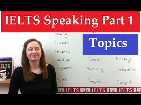 Find Speaking Partner For Ieltsielts Document