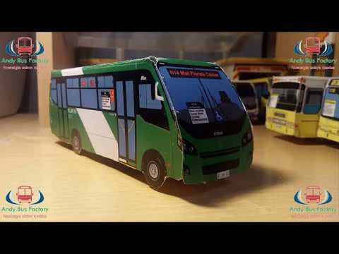 CAIO FOZ MERCEDES BENZ LO 916 BY ANDY BUS FACTORY