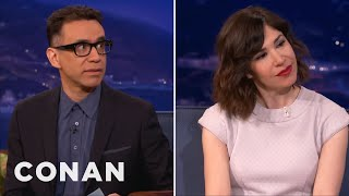 Fred Armisen & Carrie Brownstein