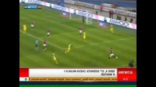 Chievo - Milan 0-1 Highlights Ampia Sintesi (10.4.12)